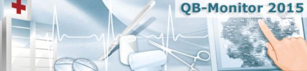 QB-Monitor 2015 - Kliniklandschaft transparent