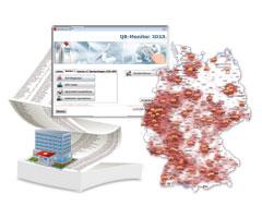 Aktuelle Qualitätsberichtsdaten aus über 2200 Krankenhäusern